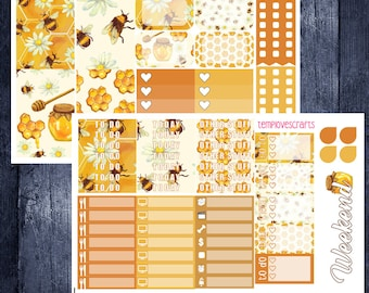 Busy Bee Kit for Happy Planner