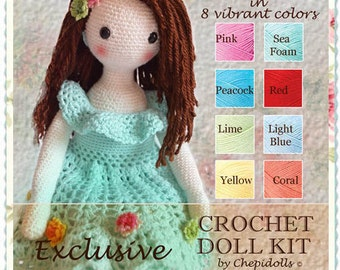 Crochet Doll KIT