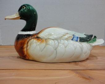 Large Vintage Andrea Sadek Duck