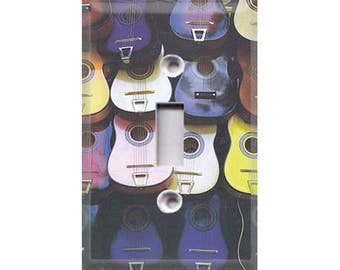 Fiesta Collection - Guitars Light Switch Cover
