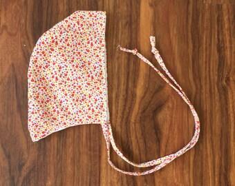 Bonnet/Baby bonnet/Modern baby bonnet/Baby hat/Sun bonnet/Baby sun bonnet/Baby girl bonnet