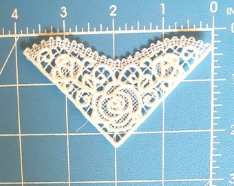 Small Lace Cleavage Cover Triangles Free S&H in US