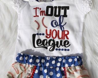 Baseball Shirt, Baseball Shorts, Baseball Outfit, Toddler Baseball Outfit