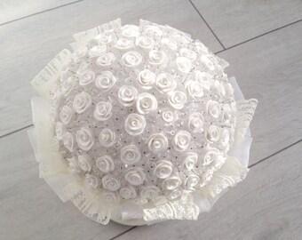 Bridal bouquet, Luxury bouquets, Crystal Bouquet, Crystal beads, Wedding bouquet, Wedding gifts, Wedding favors, Decoration, Bride