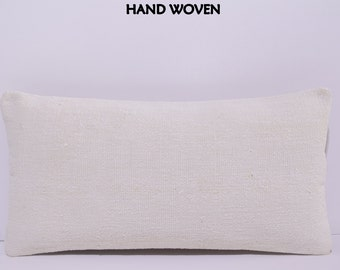 white pillow cream cushion cover white throw pillow white decorative pillow cream pillow case cotton cushion cover kilim pillow sham F2870