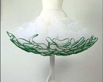 50s petticoat, petticoat after Maß, petticoat, underskirt petticoat dress, 50s petticoat, tulle skirt, Tutu