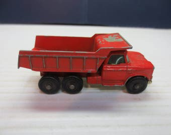 Matchbox Lesney No. 48 Dumper Truck   1965-1969