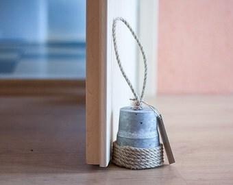 Door stopper, Doorstops, Bookend, Concrete, Home decoration