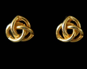 Celtic Knot Earrings Posts