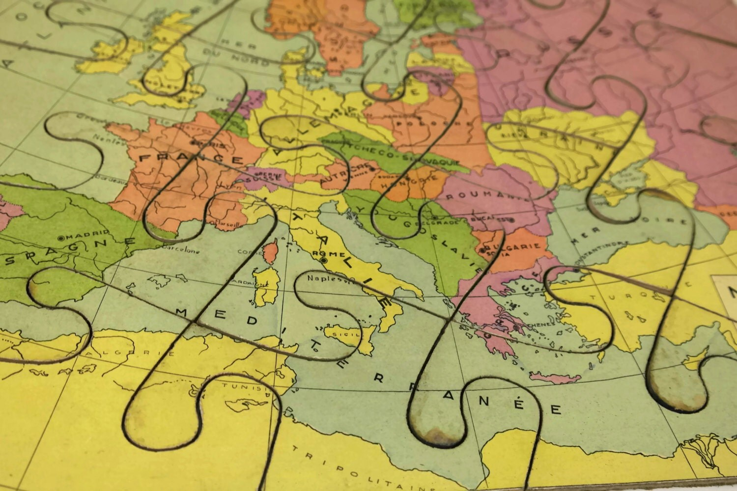 French vintage world map jigsaw puzzle map of europe wooden puzzle french vintage world map jigsaw puzzle map of europe wooden puzzle gallery photo gallery photo gallery photo gallery photo gallery photo gumiabroncs Image collections