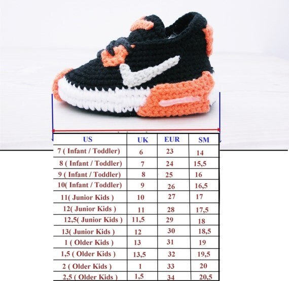 0803fad8eaefc9 Kids Slippers Toddler Footwear House Crocheted by Yunisiya on Etsy durable  modeling. Kids Slippers Toddler Footwear House Crocheted slippers Nike Air  jordan ...