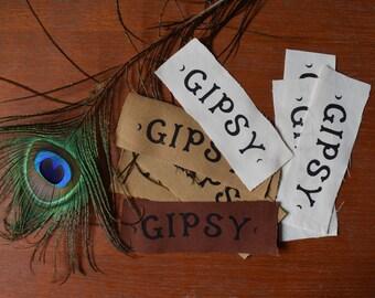 Gipsy patch