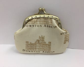 Downton Abbey Coin Purse