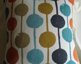 Scion Cushion Cover in Taimi Sulphur