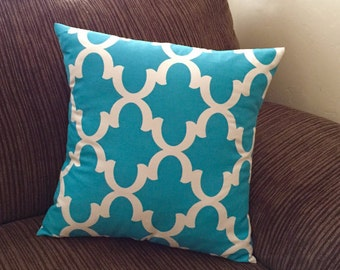Sofa Cushion Covers - Pillow Covers - Teal Couch Pillows Cover - Home Decor Pillows