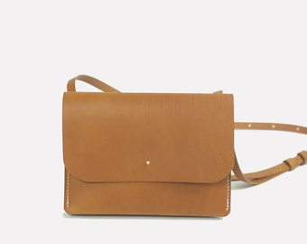 Travel Pouch - Caramel