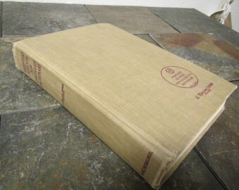 1967 Webster's Seventh New Collegiate Dictionary
