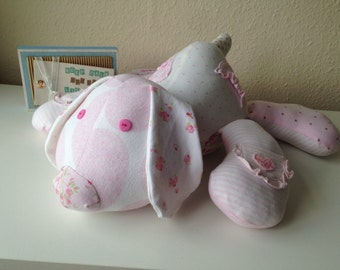 Keepsake Animal - Dog from your Baby Clothes