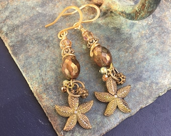 Sunken Treasure Earrings