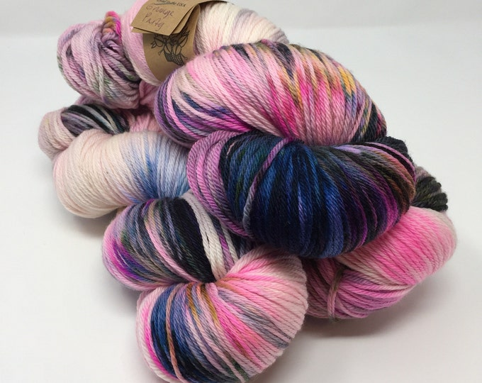 DUTCHESS (worsted) 400 yds- Grunge Party