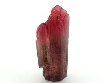 Take 10% OFF - Tourmaline crystal from Madagascar - 10gm / 34mm x 14mm x 12mm (F30529)