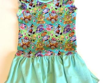 Baby Girl Dress 2/3 years , bouncing bears