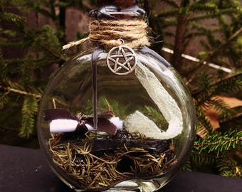 Witches Bottle of Protection