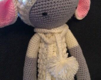 Sweet little lamb plush toy gift
