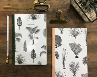 Exotic Notebook Set