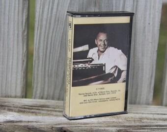 Frank Sinatra Ol' Blue Eyes is Back Vintage Cassette Tape