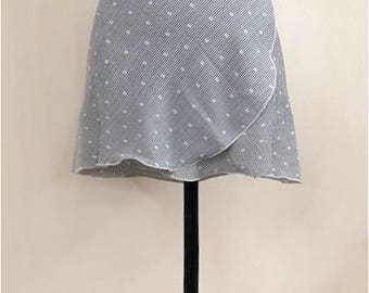 Japanese Grey Skirt