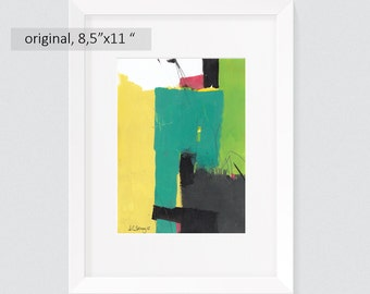 Wall Art | Abstract acrylic | Original for reasonable price | no Print | Abstract Art | Original for affordable price
