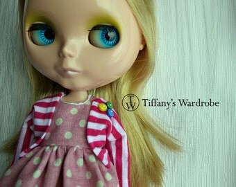 One piece dress with Jacket for Blythe