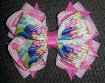 Stitch Handmade Stacked Boutique Bow