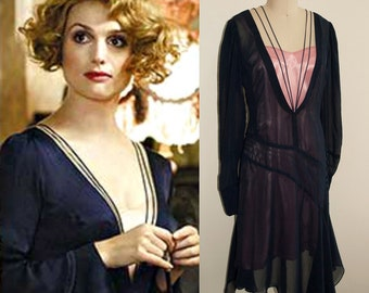 Fantastic Beasts and where to find them/ Blue Dress/ Queenie Goldstein/ Vintage Inspired/ 1920s/ Costume