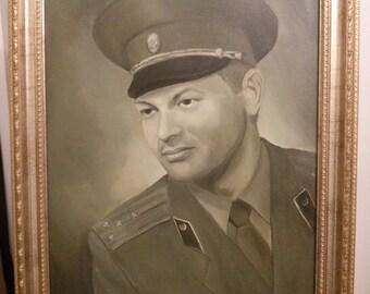 Custom Portrait Painting from Photo. Oil Painting Portrait from Photo. Personalized Gift. Photo to Painting. Original Art