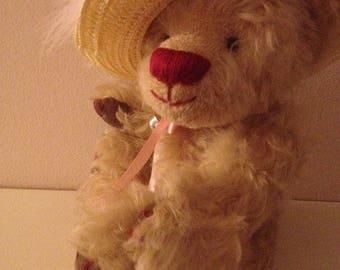 Elma - Handmade BELiEVE BEARS Mohair Artist Teddy Bear