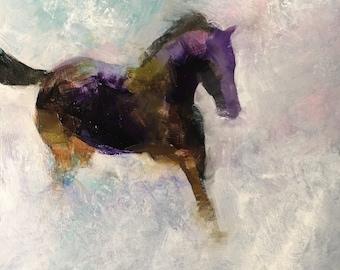 170507_1133 ORIGINAL oil horse running