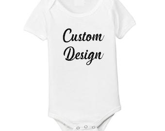 Custom Onesie Personalized Onesie Unique Onesie Baby Shower Gift New Baby