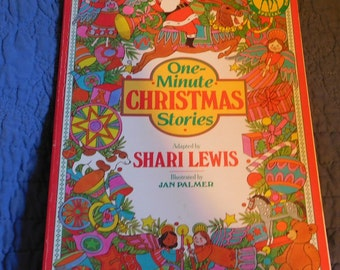 One Minute Christmas Stories by Shari Lewis