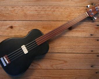 Conspirator Short Scale Electric Bass Guitar