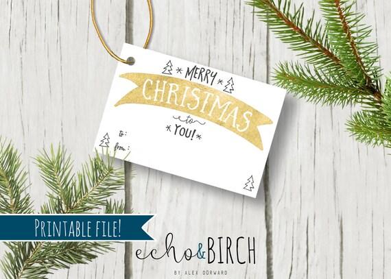 Basket Weaving Supplies Toronto : Printable christmas gift tags quot merry to