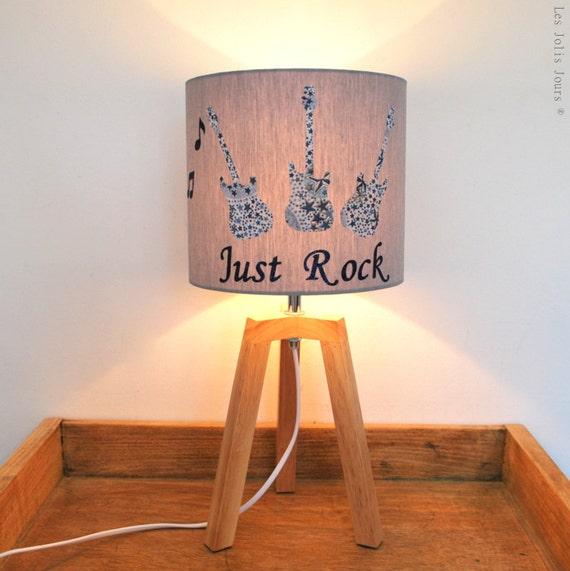 Lamp JUST customizable ROCK
