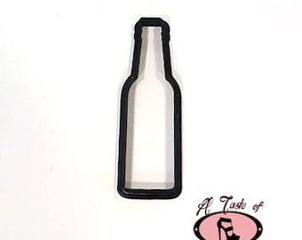 Soda Pop Bottle Cookie Cutter, Soda Pop Bottle Fondant Cutter