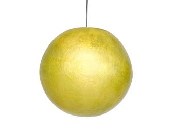 Apple Green ball lamp