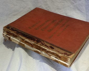 French Decorative Arts, French Furniture, French History, Antiquarian Book