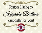 Custom Listing for Elizabeth W.