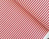 Sevenberry Petite Basics - Red Stripe - Robert Kaufman