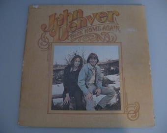 John Denver - Back Home Again - Circa 1974