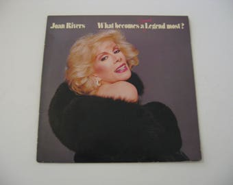 Joan Rivers - What Becomes A Semi-Legend Most? - Circa 1983